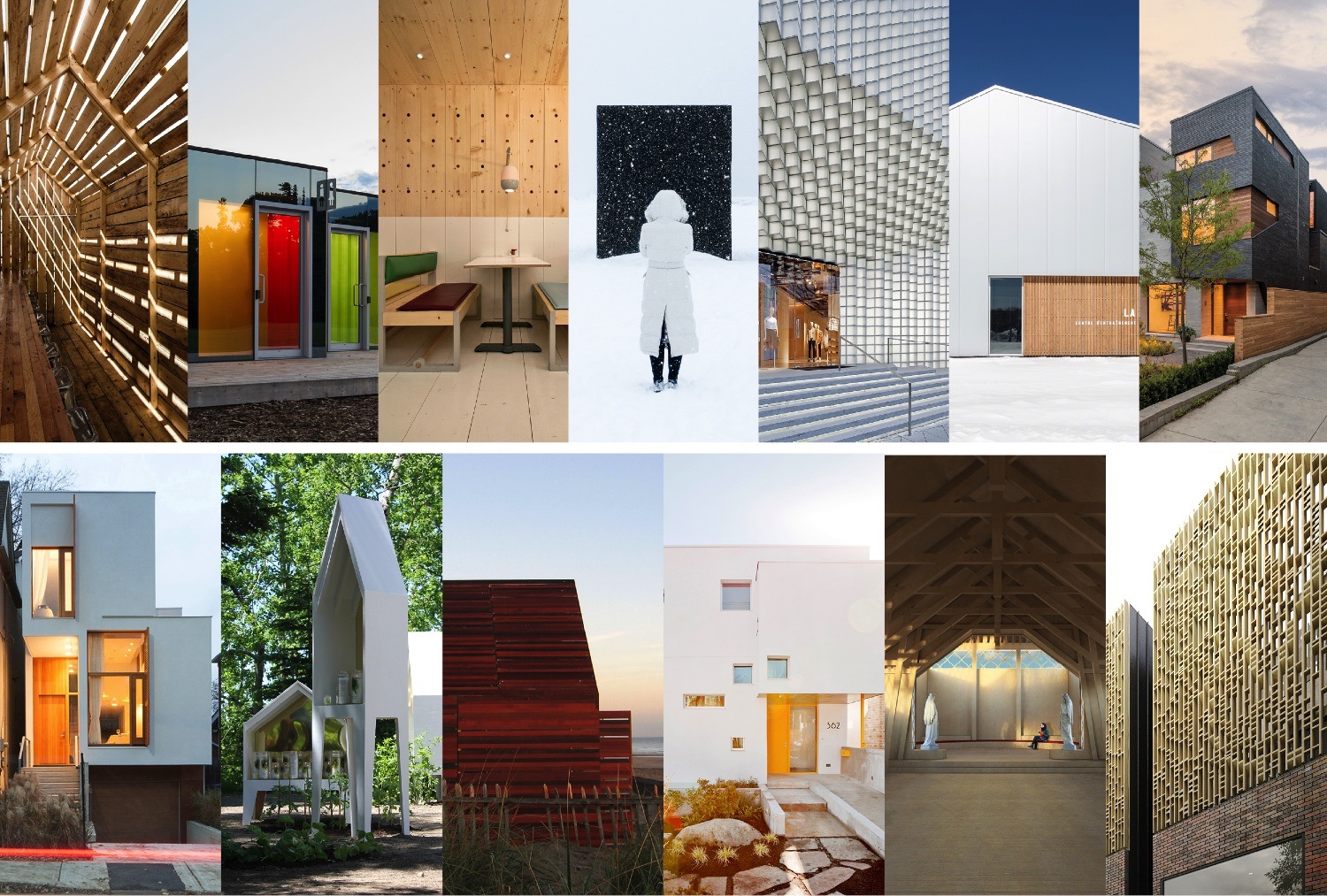 Canadian Architect and Twenty + Change : Open Call for Emerging Practices (Deadline next week!)
