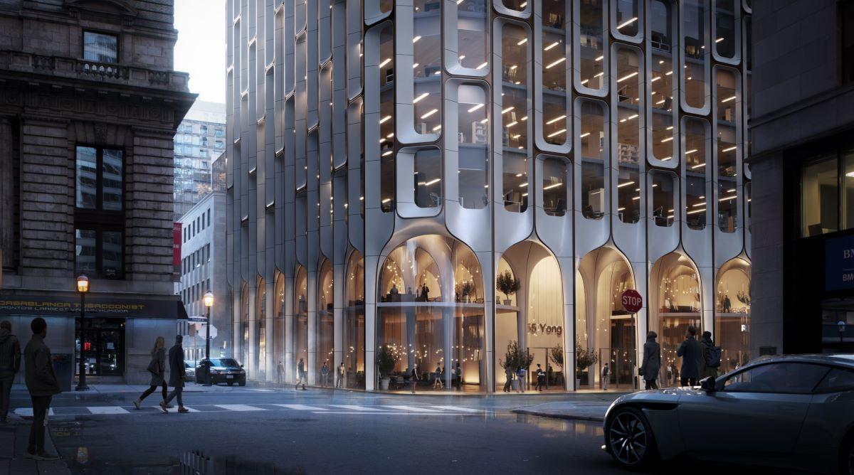 BDP Quadrangle and PARTISANS propose 66-storey Toronto tower