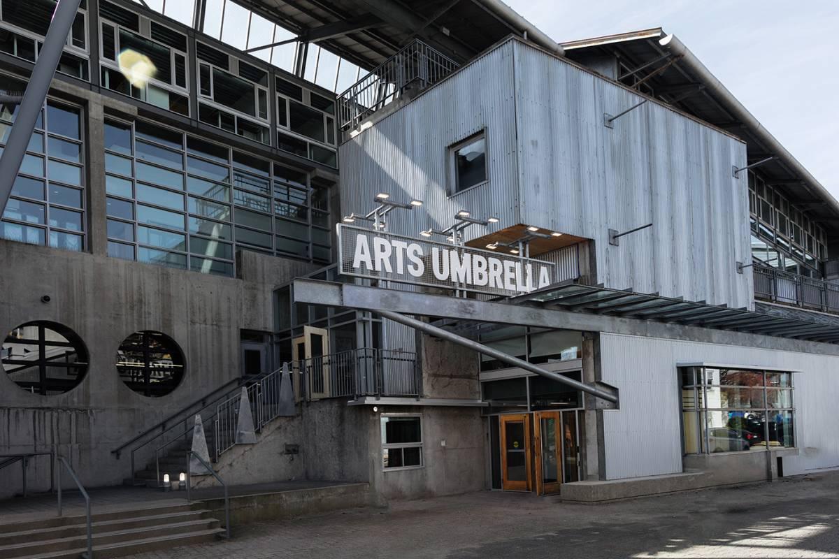 Arts Umbrella opens its new arts education facility