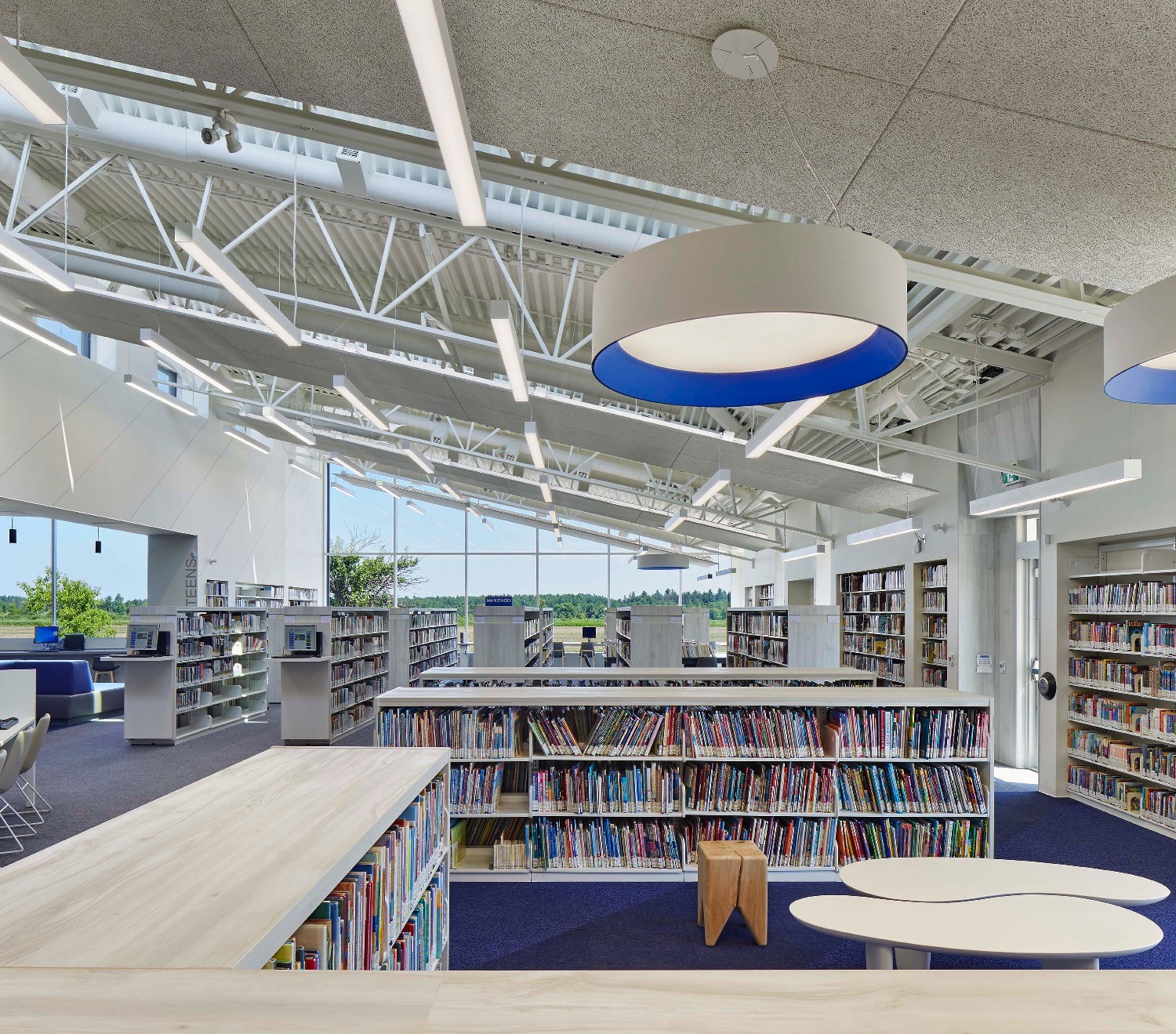 2021 OLA Library Architectural and Design Transformation Award Winners Announced