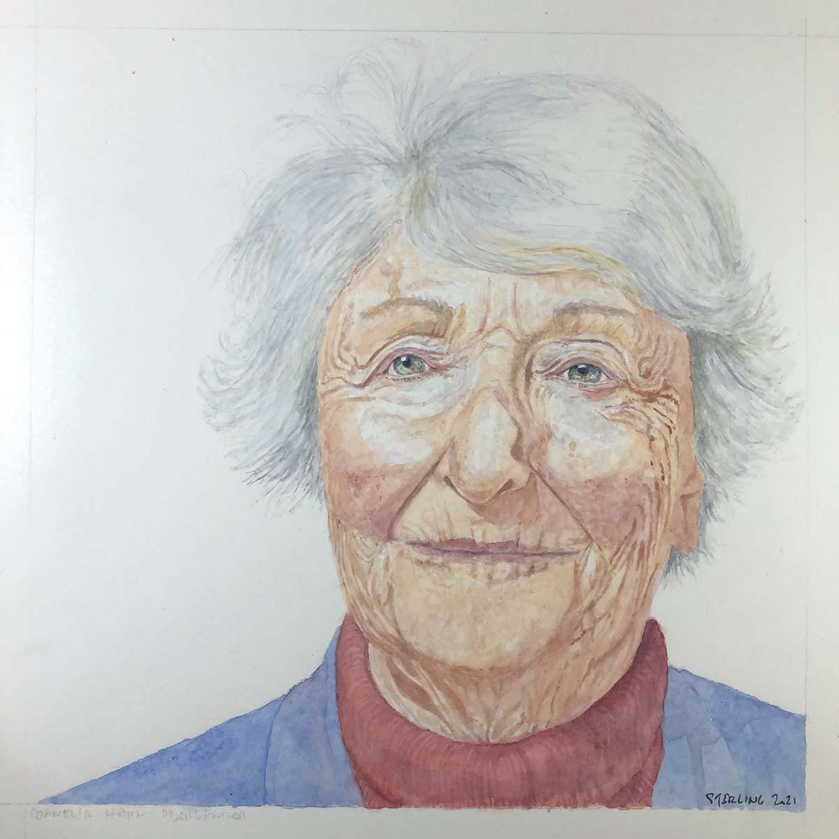 Cornelia Hahn Oberlander (1921-2021)