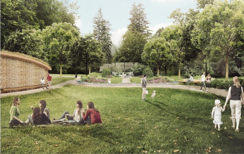 Newmarket Approves PLANT Architect's Mulock Park Project