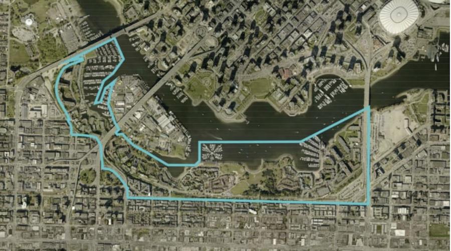 Vancouver Report Proposes Major Densification of False Creek South