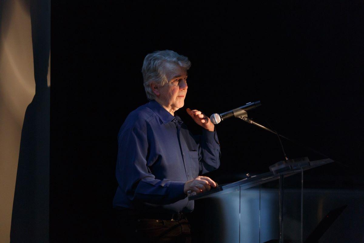 Barry Sampson: Teaching + Practice Book Talk