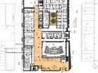 Ground floor1.entry2.atrium3.lecture theatre4.offices5.caf/crush space6.computer labs7.washrooms8.tree atrium