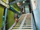 A new interior stair