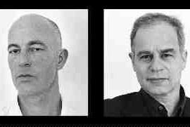 Above: Jacques Herzog (left) and Pierre de Meuron, recipients of the 2001 Pritzker Architecture Prize.