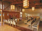 The Sanctuary is designed to accommodate congregations of varying sizes.