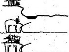 Sketches showing the relationship between the local landscape and the building section