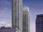 Twin condominium towers proposed for mid-town Toronto refer to the skyscraper designs of Raymond Hood.