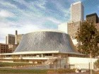 Roy Thomson Hall's round design had for years been blamed for resulting in poor acoustics.