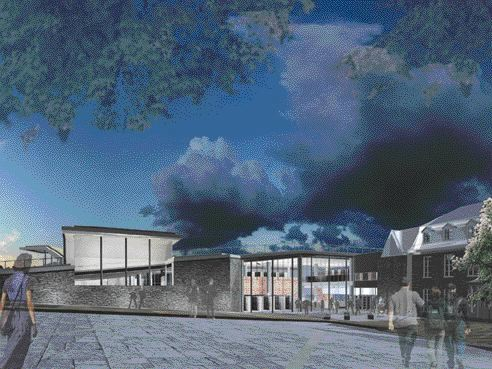Croft Pelletier Architects were selected to design the addition to the Bibliothque de Charlesbourg in Qubec City.