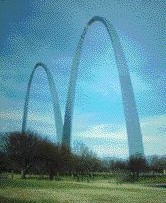 Eric M. Johnson's proposed Gateway Arches