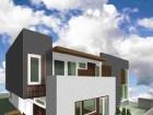 Tetris House, by ID,8 Design Group