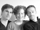From left to right: Marko Simcic, Maureen Smith, Brian Broster