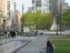 two views of Victoria Square,