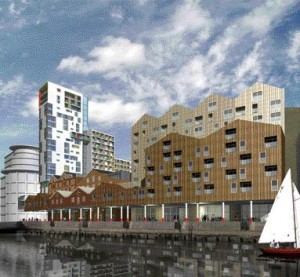 Commissions Like the Uk's Cabe Help Improve Waterfront Developments Such as the Cranfield Mills Scheme in Ipswich.