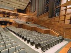 The Renovation of the Vineyard Seating, New Acoustic Panels and Lighting Upgrades Resulted in An Entirely New Audience Experience for the Jubilee Auditoria.
