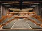 A View From the Stage of the New Auditorium Provides a Complete Picture of the Vineyard Seating