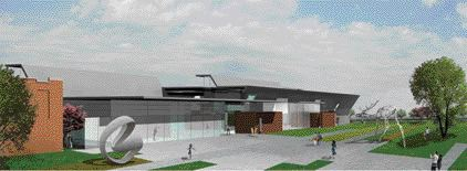 The New Grande Prairie Library and Prairie Art Gallery Will Usher in a New Phase of Architectural Standards for This Boomtown Alberta Community.