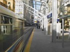 Although Only One of Several Lrt Systems Is Being Rebuilt in North America, the 7th Avenue Platform Is Demonstrative of Calgary's Desire to Upgrade the Quality of Its Infrastructure and Urban Design.