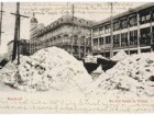A Postcard Depicts Montreal's Overwhelming Amount of Snow Along McGill Street During An Early 1900s Winter Which Provides a Visual Juxtaposition to...