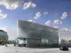 Rendering of Adjaye's First American Project, the Denver Museum of Contemporary Art, Scheduled for Completion in 2007. Adjaye Was Commissioned Largely Based on His Sensibilities as An Artist and Architect, and for His Extensive Collaborative Work With Artists.