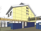 ...These Images Graphically Convey the Form of the House...