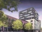 The Soon to be Realized Sugar Building Residential Complex in Denver.
