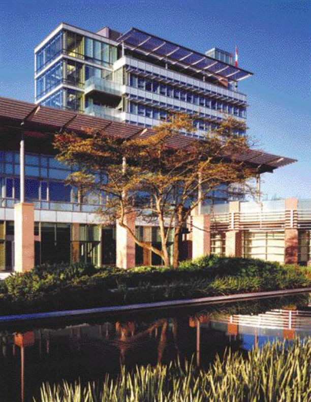 Richmond City Hall (2000) Is Comprised of Three Distinct Buildings and a Network of Landscaped Courtyards That Take Advantage of the Mild West Coast Climate.