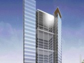 A Rendering of the Manitoba Hydro Building in Winnipeg, Currently Under Construction, a Project Which Marks An Important Milestone in KPMB's Trajectory for Its Aggressive sustainability and Energy Efficiency Objectives.