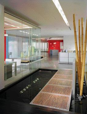 Right the Lavish Interiors of Westbank Projects' Head Office Convey the Same Refined Modern Aesthetic That Their Luxury Projects Promise.