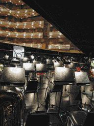 a View From the Orchestra Pit
