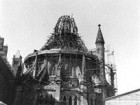 A New Roof Was Built After the 1952 Fire