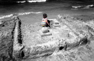 Building a Future for Themselves, Today's Architecture Students Cannot Afford to Play in the Sand.