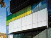 Colour and Material Contrasts are Employed Sparingly in the Project to Great Effect