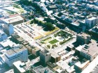Saint-Roch's Transformation Began to Take Shape in 1992 With An Investiture in Landscape Architecture