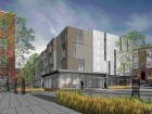 The Transformation of the Area Continues With Another Universit Du Quebc Research Building--The Fleurie Building.