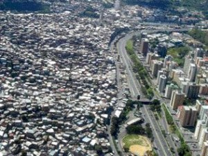 The Situation of Class Disparity Is Rising Around the World. Cities Like Caracas and So Paulo Demonstrate Just How Dramatic Such Juxtapositions Can Be.