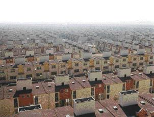 New Approaches to Avoid the Continuation of Inhumane Social Housing (Mexico City).