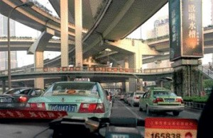 Facing the Problems Associated With Congestion (Shanghai)