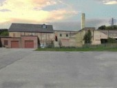 A panoramic view of the Brick Works as it exists today.