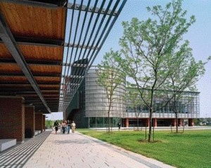 University of Ontario Institute of Technology (UOIT) by diamond + schmitt