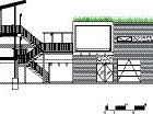 Section/Elevation1 Entry2 Walkway3 Exit Stair4 Courtyard5 Apartment Unit6 Hostel7 Phase 3 Green Roof