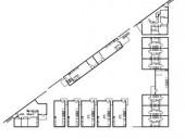 Second Floor1 Kitchen2 Dining3 Living4 Balcony5 Bedroom6 Washroom