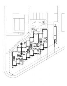 Floor Plan1 Foyer2 Kitchen3 Dining Room4 Living Room5 Washroom6 Bedroom7 Sunken Courtyard8 Electrical Room9 Garbage10 Garden11 Parking