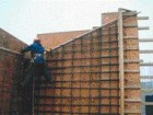 Concrete Wall Reinforcing and Formwork