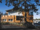 The Gulf Islands Operations Centre in Sidney, BC enjoys a scenic waterfront location.