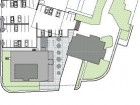 Site Plan1 Hespeler Library Expansion2 Existing Carnegie Library3 Existing Fire Hall4 Queen's Square
