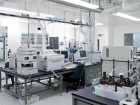 """Containing considerable amounts of sensitive equipment, a typical lab is designed to be an """"ultra-quiet"""" research facility--where ultra-low floor vibrations, minimal acoustic noise, and extreme protection from electromagnetic interference enable unencumbered research to be conducted."""